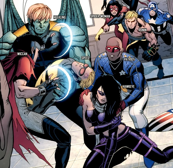 Young Avengers (Earth-616) from Mighty Avengers Vol 1 30 001.jpg