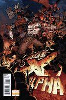 Age of X Alpha Vol 1 1