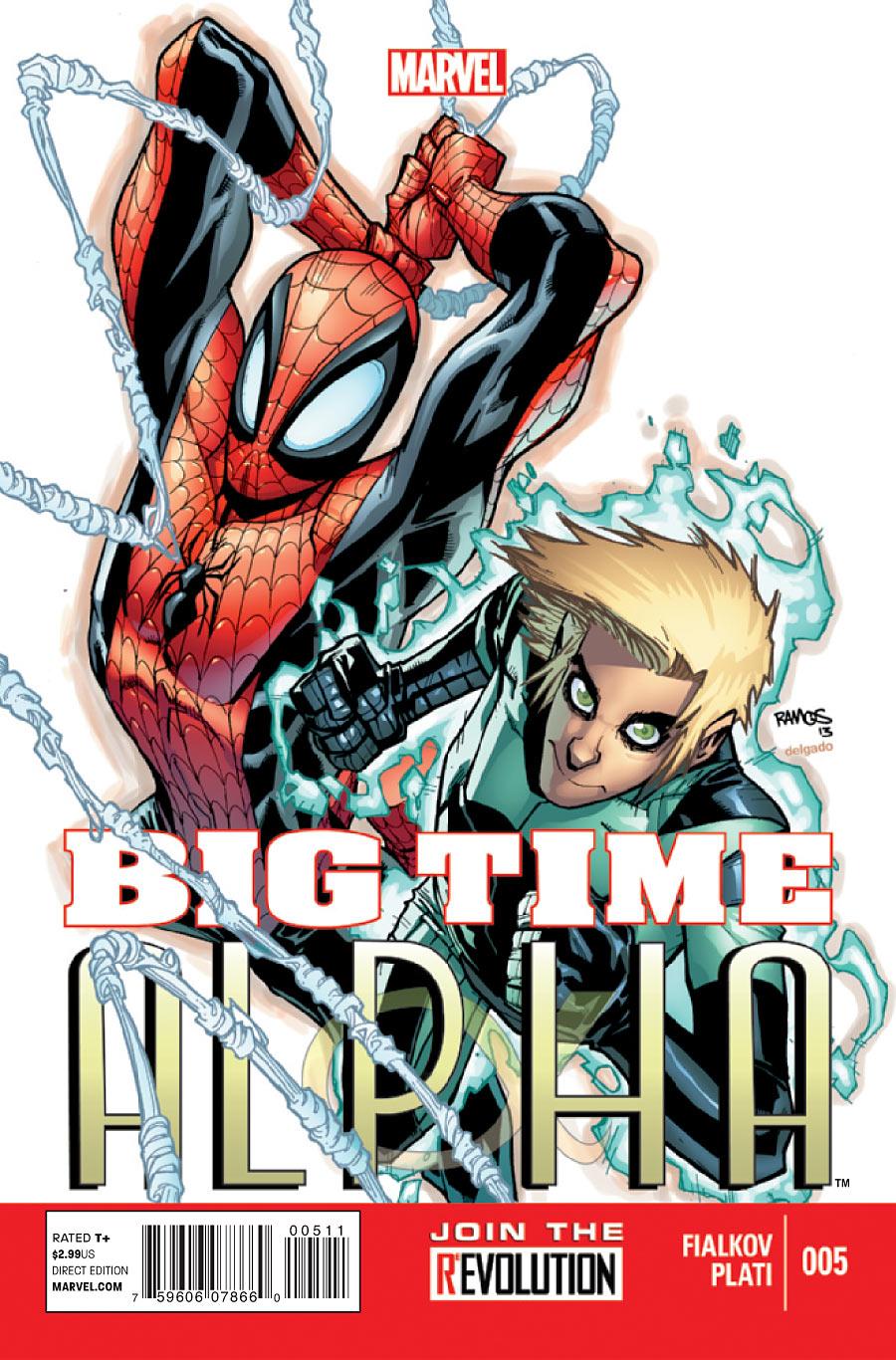 Alpha: Big Time Vol 1 5