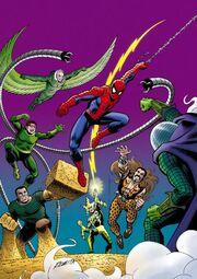 Amazing Spider-Man Vol 1 642 John Romita Sr Variant Textless.jpg