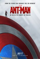Ant-Man (film) poster 003