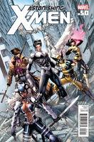 Astonishing X-Men Vol 3 50