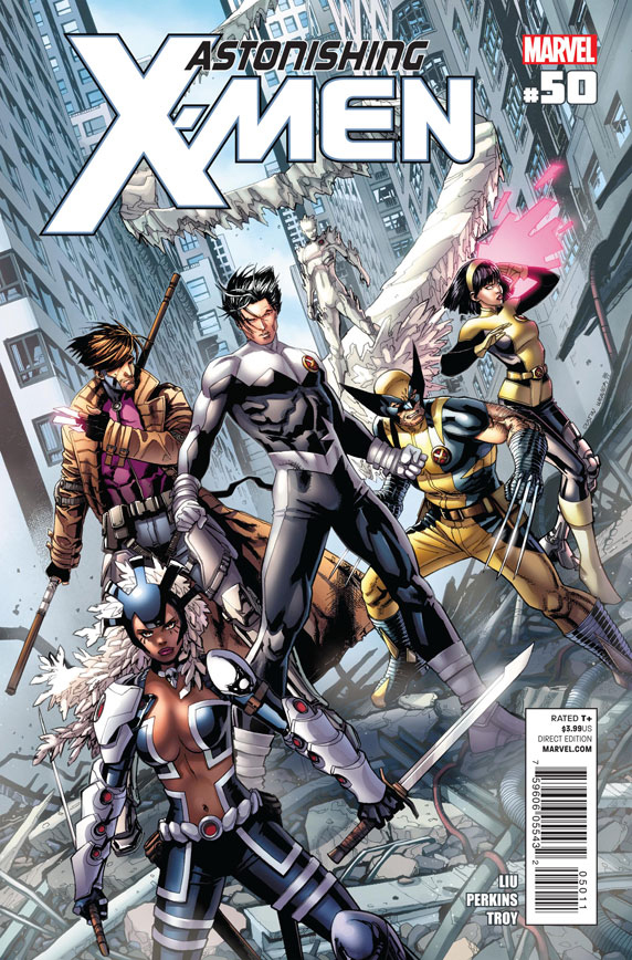 Astonishing X-Men Vol 3 50