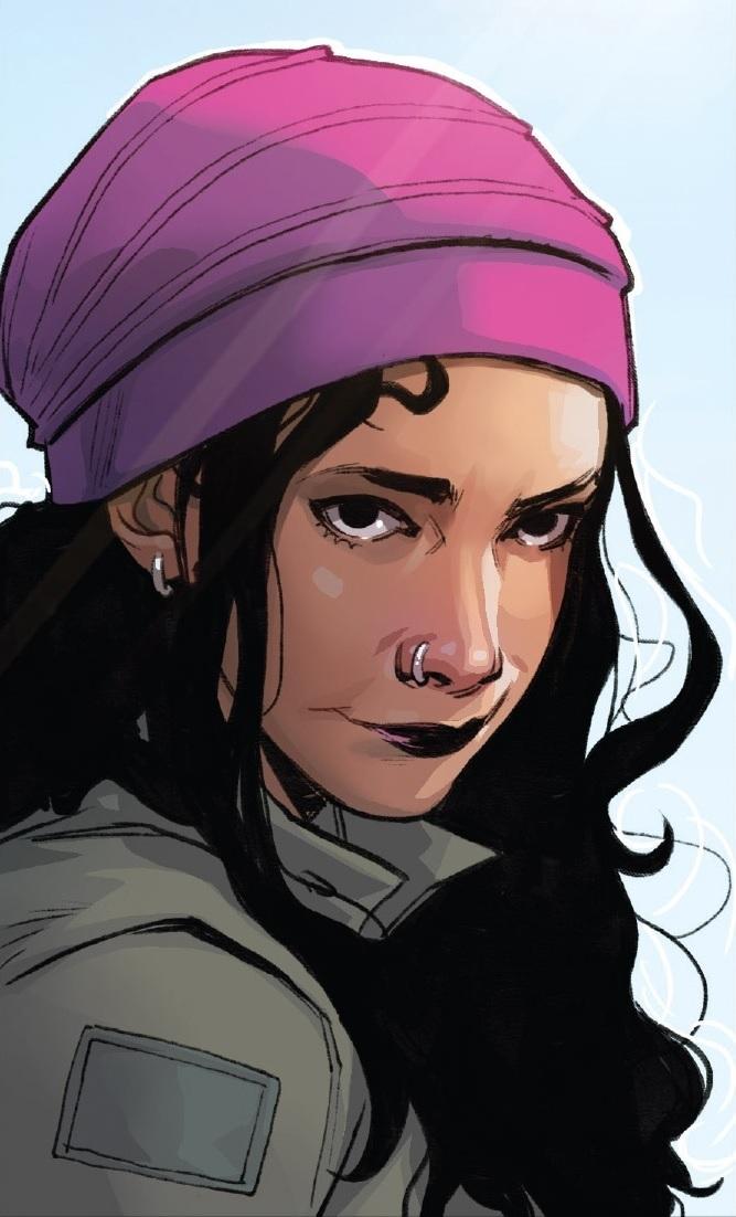 Barbara Rodriguez (Earth-616)