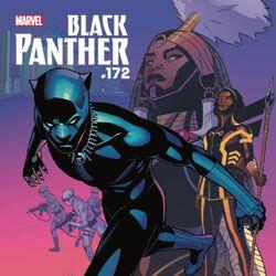Black Panther #172 Venom Variant Marvel Comics 1st Print EXCELSIOR BIN