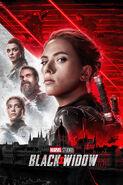 Black Widow (film) poster 020