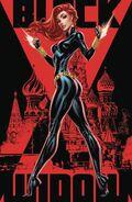 Black Widow Vol 8 1 Campbell Virgin Variant