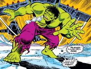 Bruce Banner (Earth-616) from Incredible Hulk Vol 1 163 0001