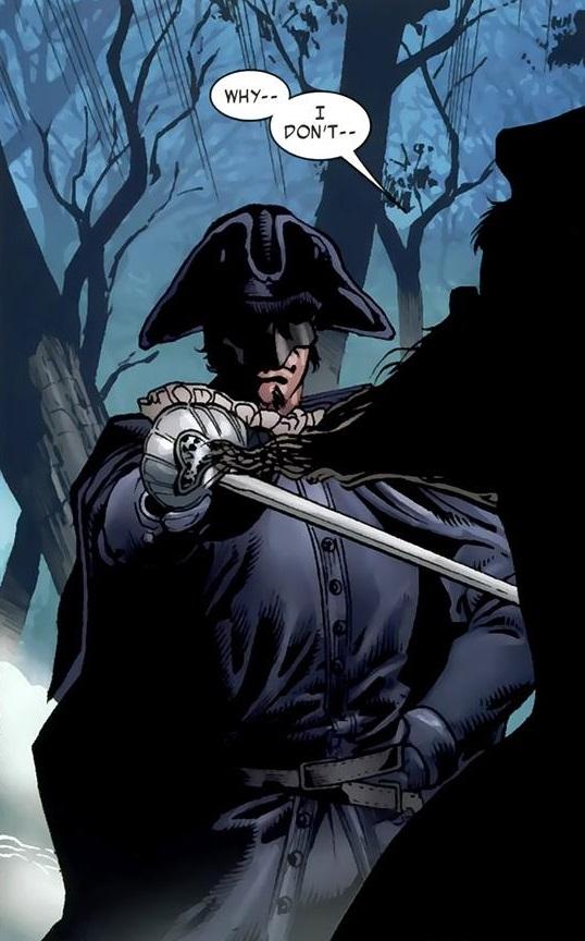 Captain Scaramouche (Earth-616)