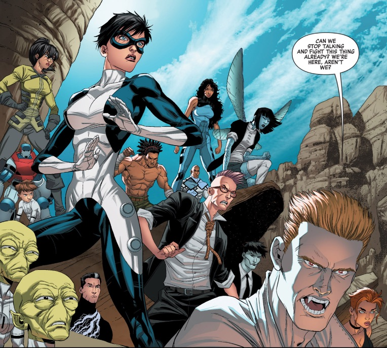 Pan-Asian School for the Unusually Gifted (Earth-616)/Gallery