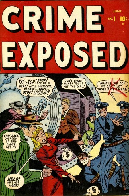 Crime Exposed Vol 1