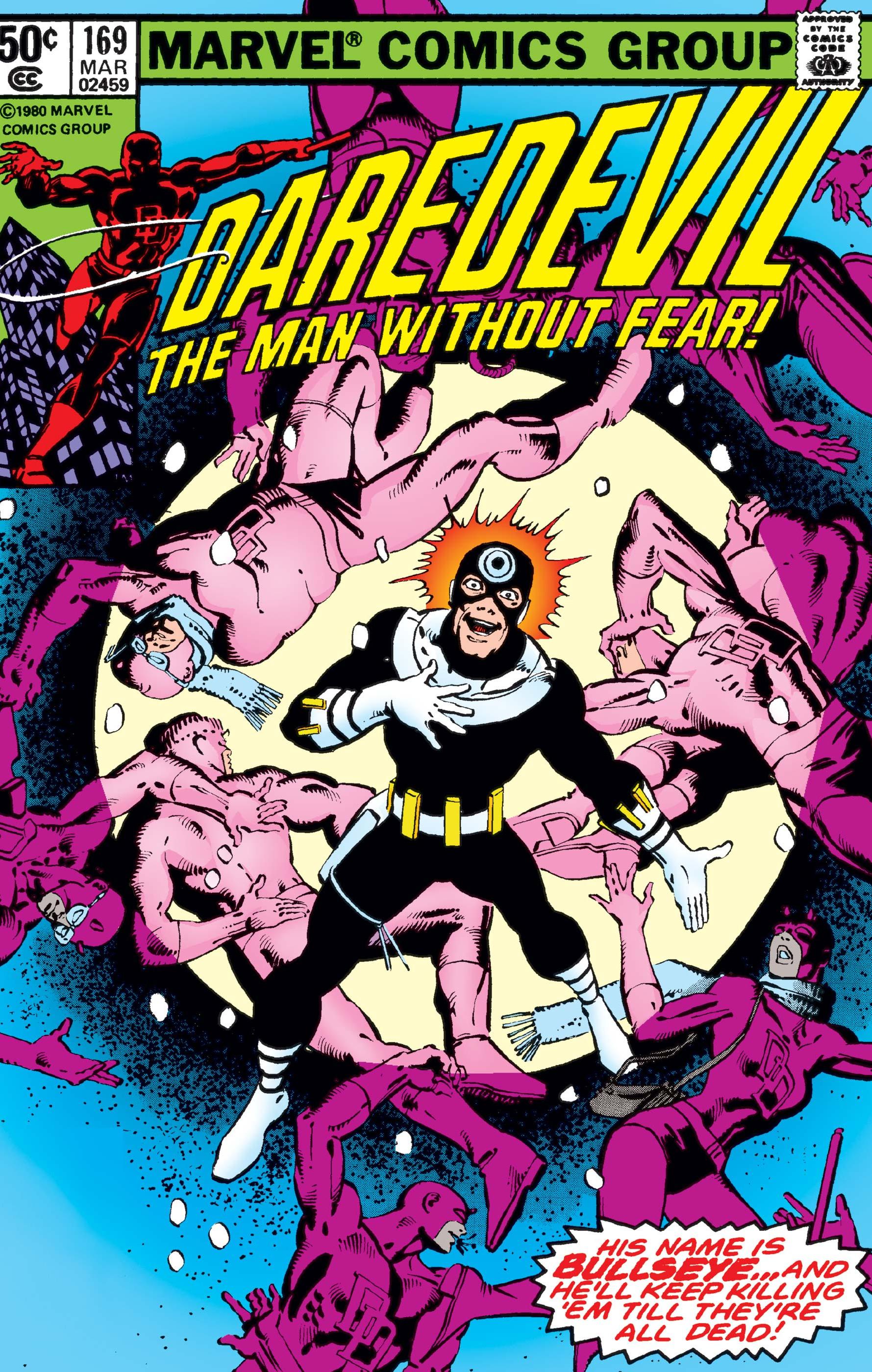Daredevil Vol 1 169
