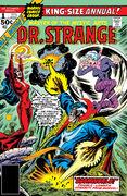 Doctor Strange Annual Vol 1 1