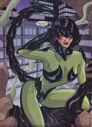 Elaine Coll (Earth-616) from Spider-Man Black Cat The Evil That Men Do Vol 1 2 001.jpg