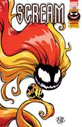 Extreme Carnage Scream Vol 1 1 Young Variant