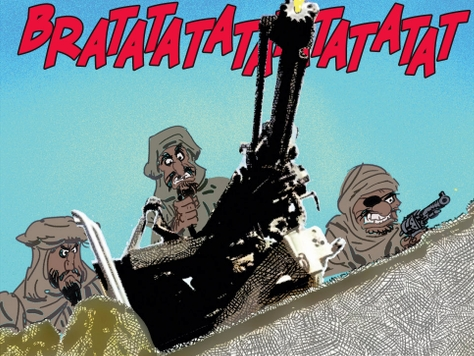 Hamas (Earth-TRN133)