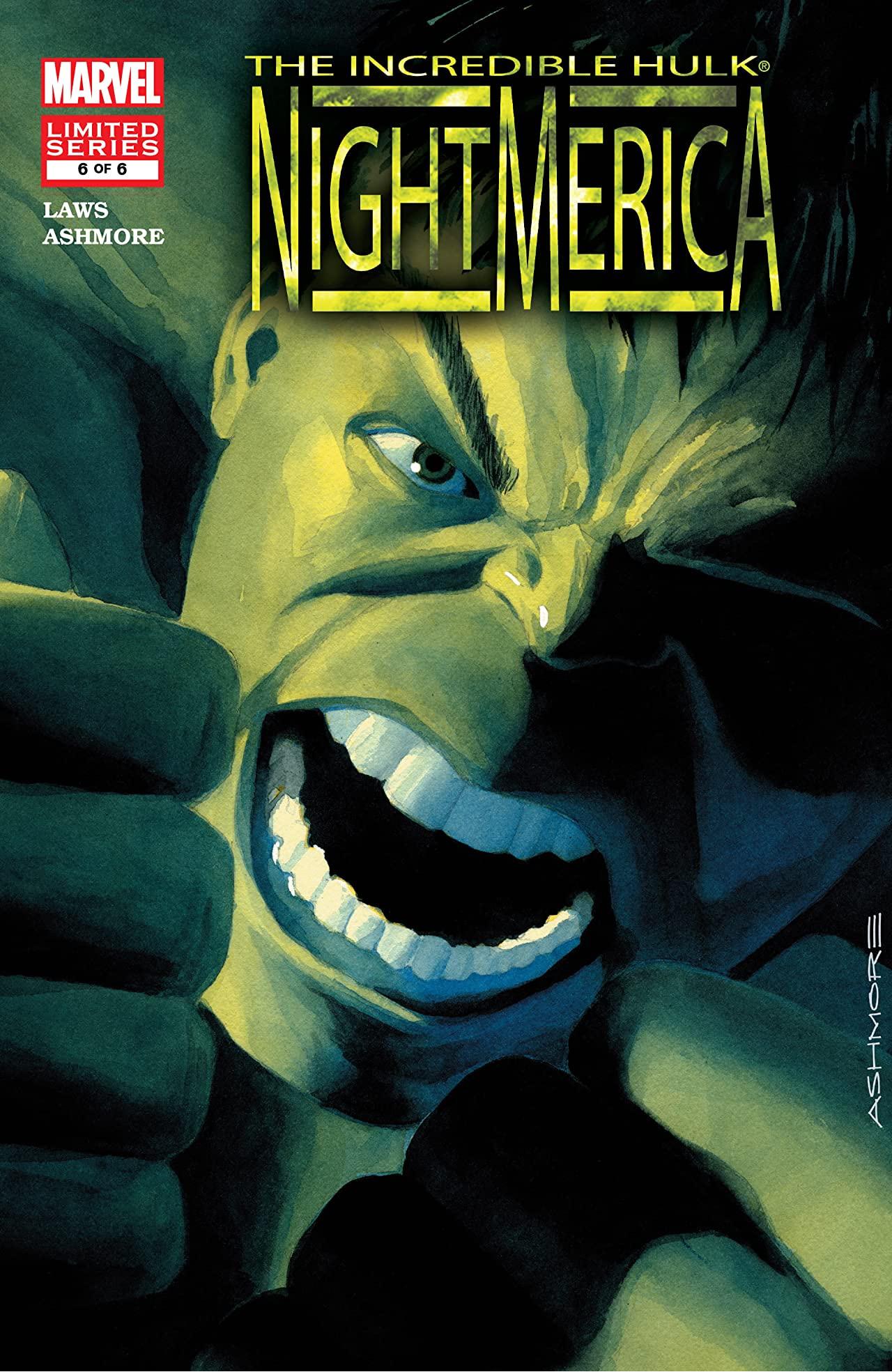 Hulk: Nightmerica Vol 1 6