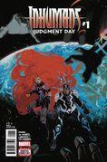 Inhumans Judgment Day Vol 1 1