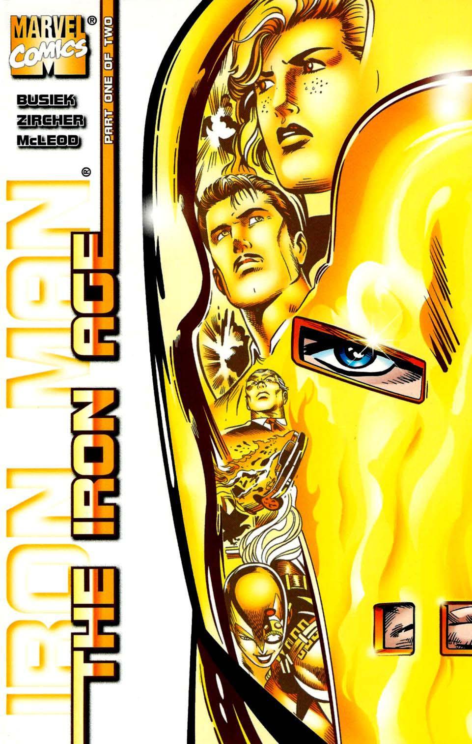 Iron Man: The Iron Age Vol 1 1