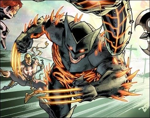 Wolverine's Uru Armor/Gallery