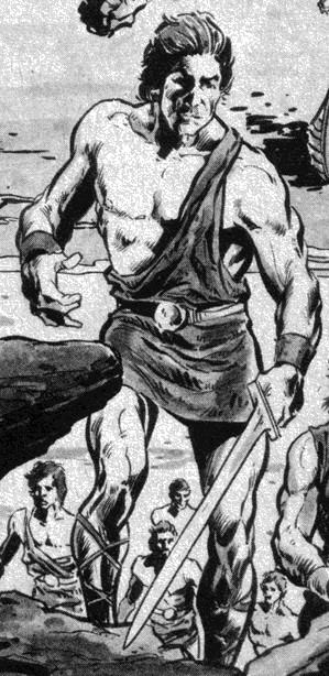Jason (Argonaut) (Earth-616)