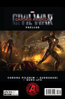 Marvel's Captain America Civil War Prelude Vol 1 2