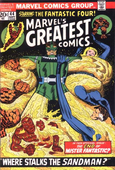 Marvel's Greatest Comics Vol 1 44