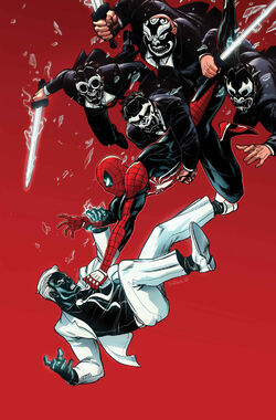 Marvel's Spider-Man City at War Vol 1 1 Marvel Games Variant Textless.jpg