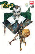 Marvel 1602 New World Vol 1 4