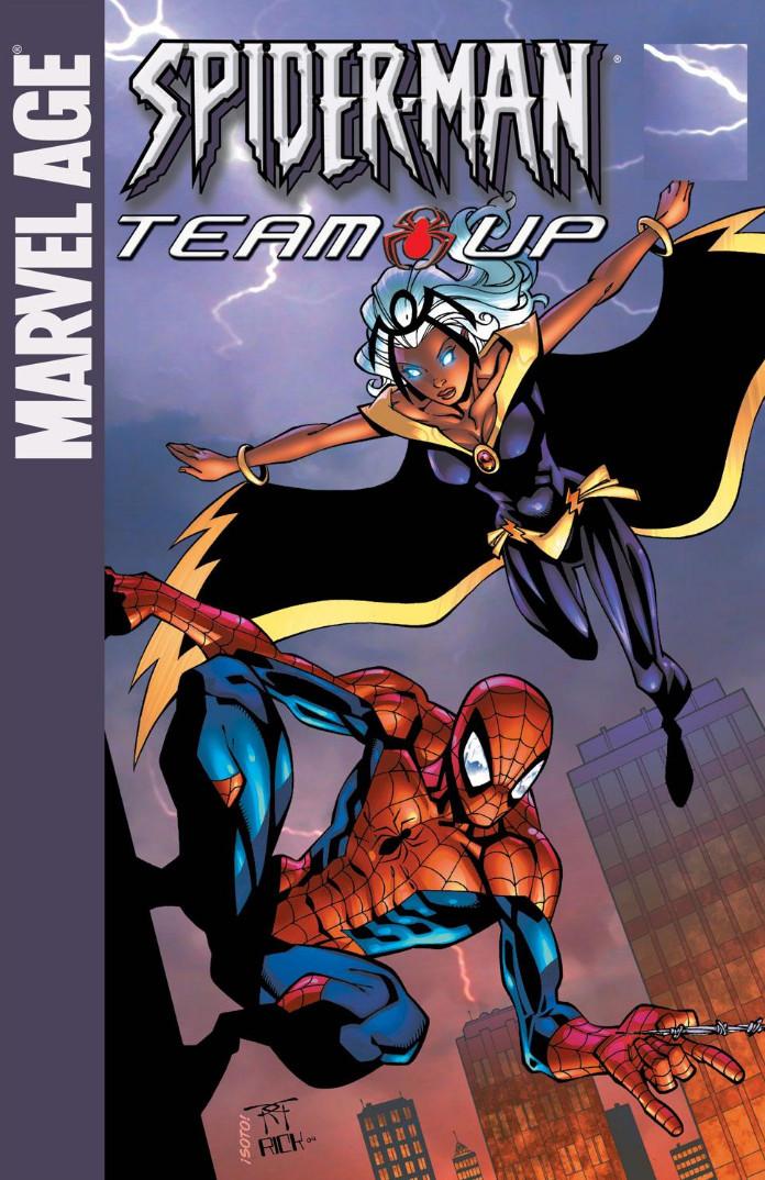 Marvel Age: Spider-Man Team-Up Vol 1 5