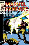 Marvel Fanfare Vol 1 19
