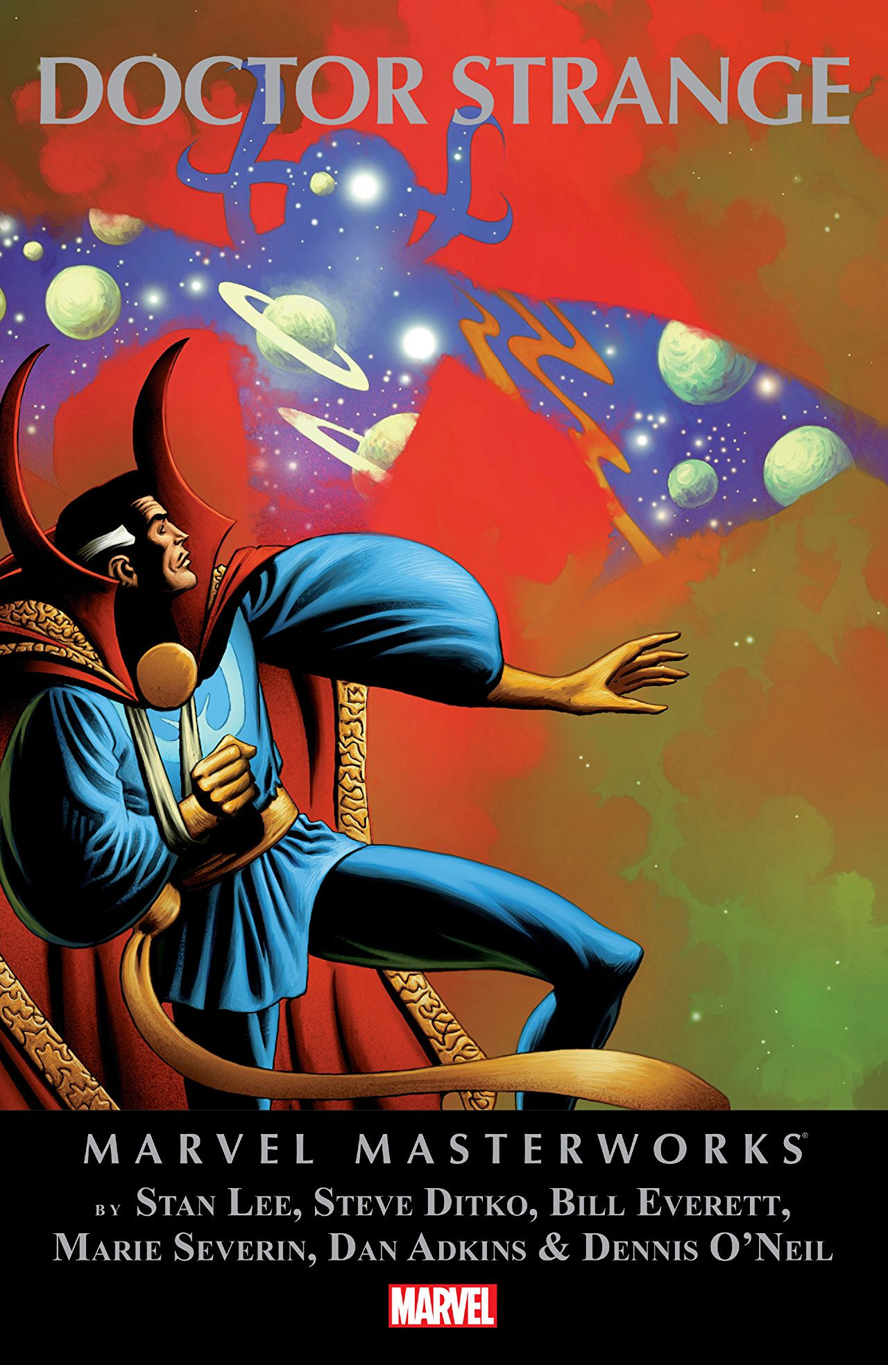 Marvel Masterworks: Doctor Strange Vol 1 2