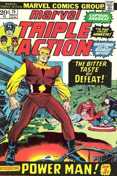 Marvel Triple Action Vol 1 15