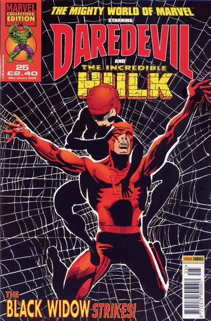 Mighty World of Marvel Vol 3 25