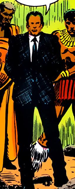 Moise Bomvana (Earth-616)