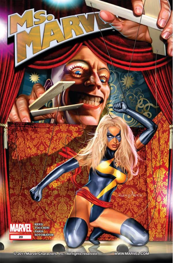 Ms. Marvel Vol 2 20