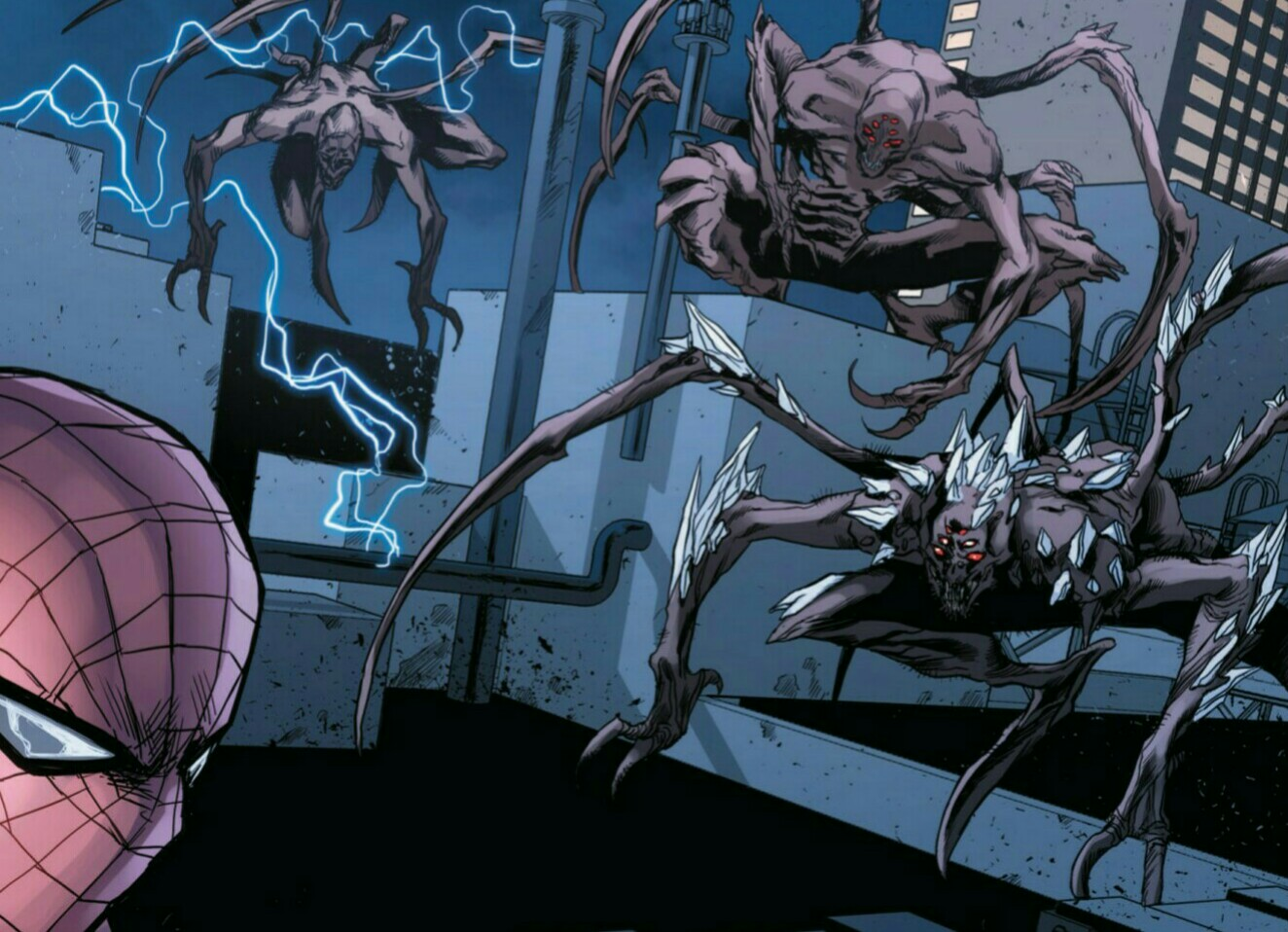 Mutant-Powered Spider-Clones (Earth-616)/Gallery