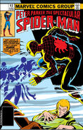 Peter Parker, The Spectacular Spider-Man Vol 1 43