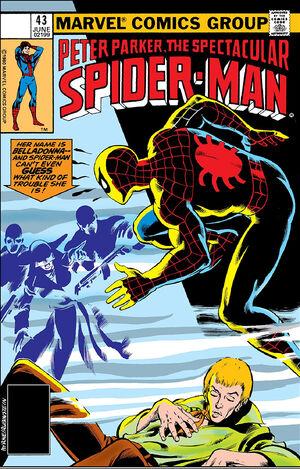Peter Parker, The Spectacular Spider-Man Vol 1 43.jpg