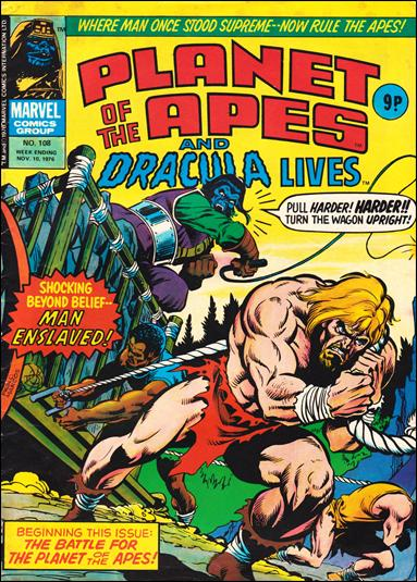 Planet of the Apes (UK) Vol 1 108
