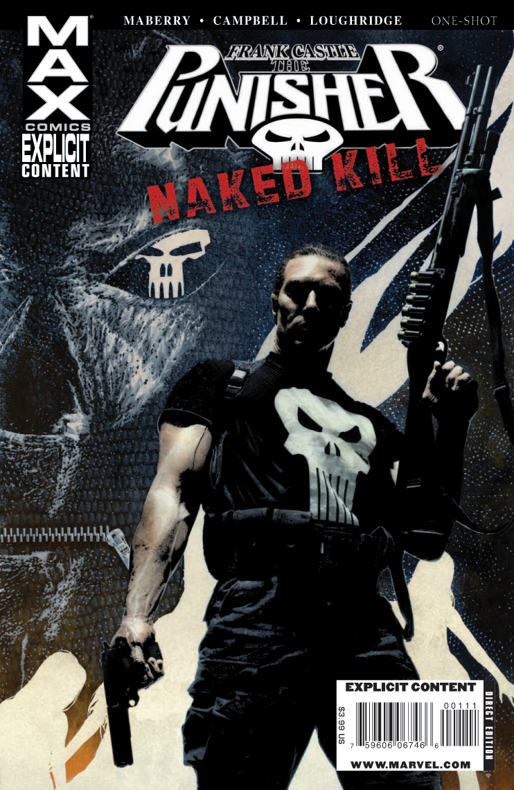 Punisher MAX: Naked Kill Vol 1 1