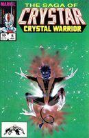 Saga of Crystar, Crystal Warrior Vol 1 6