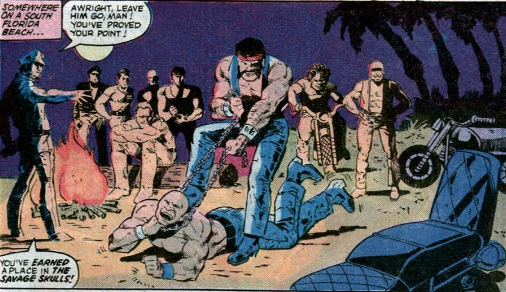 Savage Skulls (Earth-616)