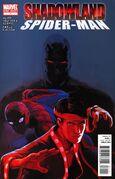 Shadowland Spider-Man Vol 1 1