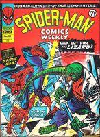 Spider-Man Comics Weekly Vol 1 93
