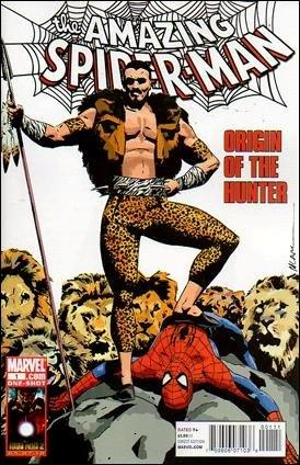Spider-Man: Origin of the Hunter Vol 1 1