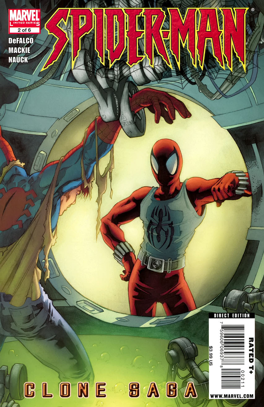 Spider-Man: The Clone Saga Vol 1 2