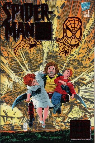 Spider-Man: The Lost Years Vol 1 1
