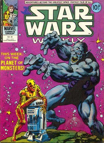 Star Wars Weekly (UK) Vol 1 48