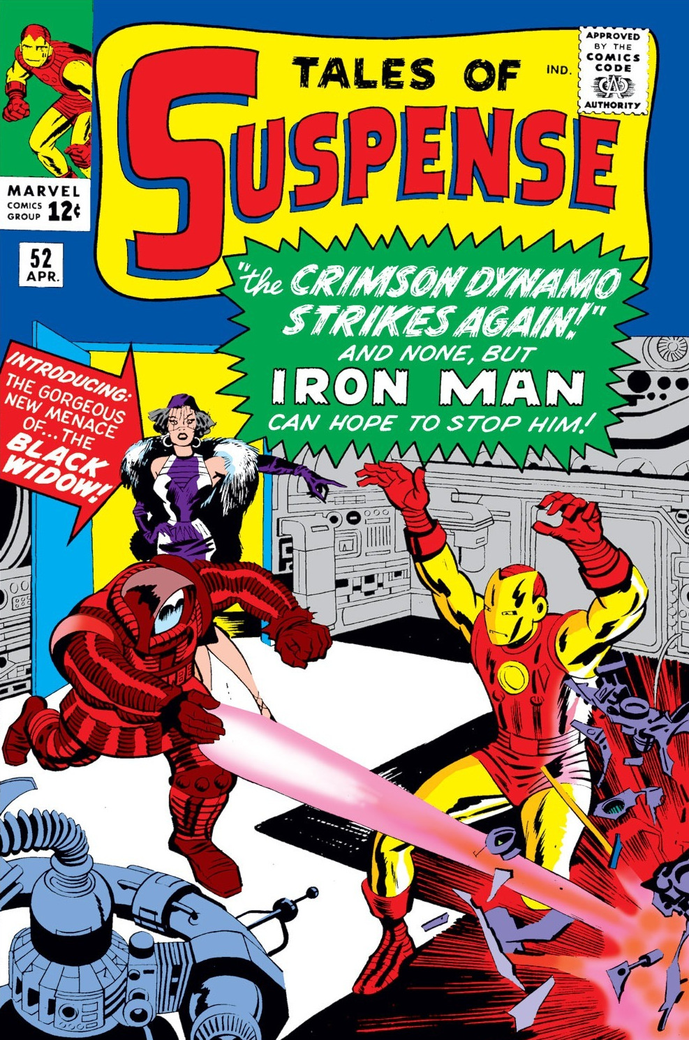 Tales of Suspense Vol 1 52